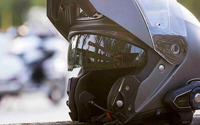 Los mejores cascos de moto modulares