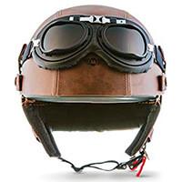 Casco Half-Helmet