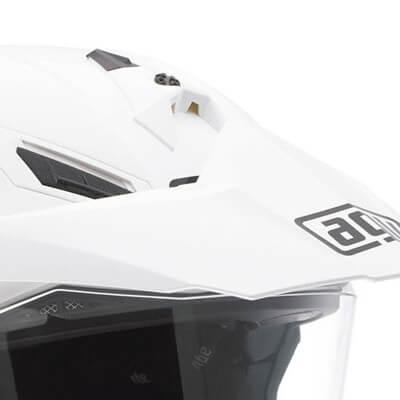 Ventilación del casco AGV AX-8 Dual EVO