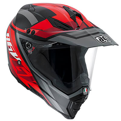 Casco de moto Off-road AGV AX-8 Dual EVO