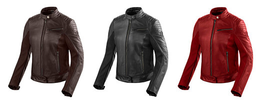 Colores de chaqueta REV'IT Clare